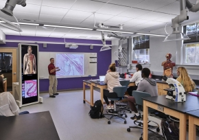 Science Integrated Learning Commons Facility (SILC)
