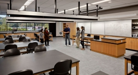 Physical Science and Engineering Center