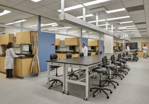 Health & Biomedical Sciences Center 2 (College of Pharmacy)